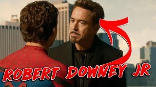 10 Things You Probably Didn't Know About Robert Downey Jr!