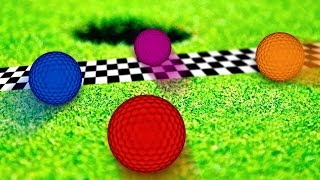 NEW RACE GAME MODE - GOLF WITH FRIENDS