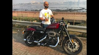 Harley Davidson 2017 Roadster | First Ride Review