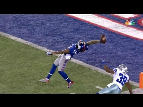Top 5 One Handed Catches in Football History