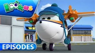 【Official】Super Wings - Episode 32