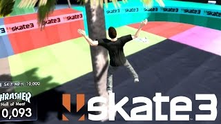 Skate 3: What Could Go Wrong? [PS3 Gameplay, Commentary]