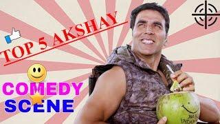 New Best Collection5 AKSHAY Comedy Scene|De DanaDan|Bhool Bhulaiyaa|Mujhse Shaadi Karogi|full comedy