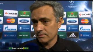 Jose Mourinho hints he wants to rejoin Chelsea?