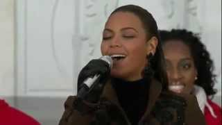 Beyonce - America the Beautiful Live @ Obama Inaugural Concert, 2008 [HD]
