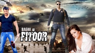 Baghi Ka Fitoor - Dubbed Hindi Movies 2016 Full Movie HD l Darshan, Chitra Shenoy