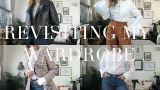 Revisiting My Wardrobe | Styling Old Pieces