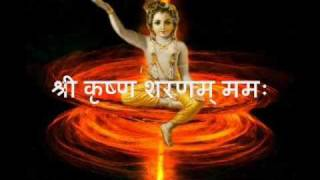Shri Krishna Maha Mantra - Peaceful mantra - Must listen