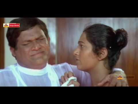 Ammo Okato Tariku Telugu Movie Scene - LB Sriram,Srikanth,Raasi,Kota
