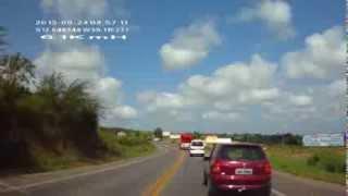 VIAGEM DE CARRO NORDESTE /SP( BR-101 TRECHO DE  CRUZ DAS ALMAS BAHIA E SAPEAÇU-BA) 12 PARTE !!