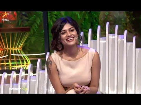 Xxx Mp4 Azhagiya Oviya Pongal Special Vijay Tv Simbu And Oviya On Priyankas Show 3gp Sex