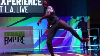 ET vs Krow | BET Experience 2016 | World of Dance | BattleFest