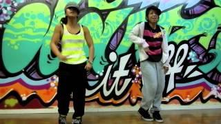 Macklemore & Ryan Lewis - Thrift Shop feat. Wanz / Choreography by Yuki Shundo