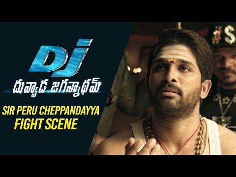 Xxx Mp4 DJ Duvvada Jagannadham Scenes SIR Peru Cheppandayya Fight Scene Allu Arjun 3gp Sex