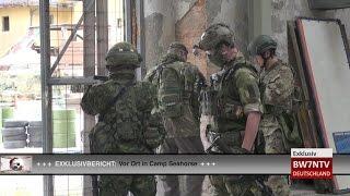 BW7NTV Deutschland - Exklusivbericht aus Camp Seahorse