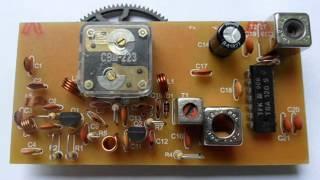 Rádio Receptor FM Super-Heteródino - Revista Saber Eletrônica