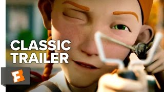 Monster House (2006) Official Trailer 1 - Mitchel Musso Movie