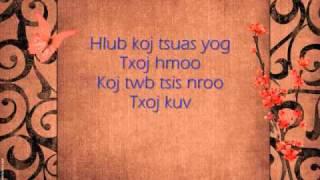 Hlub Tsis Muaj Nuj Nqis - Yiv Yaj