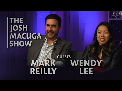 Mark Reilly & Wendy Lee - The Josh Macuga Show - Star Wars on Weed