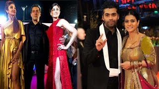Bollywood Celebrities Shimmered At The