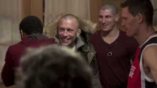 The Ultimate Fighter Nations: GSP Visits the House