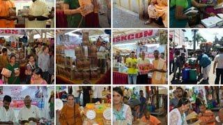 News - Devotees inspired by ISKCON 50 to distribute Srila Prabhupada's Books