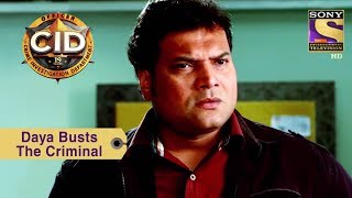 Your Favorite Character | Daya Busts The Criminal | CID