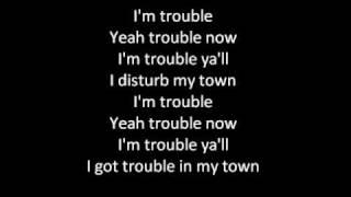 Pink - Trouble lyrics