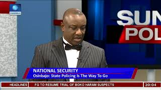 The Reordering Undertaken By The Lawmakers Is Illegal - Festus Keyamo Pt.1 |Politics Today|