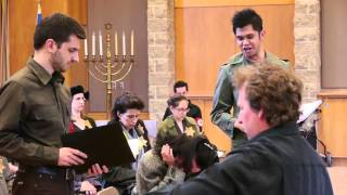 STEAL A PENCIL FOR ME, Act II (Opera by Gerald Cohen and Deborah Brevoort)
