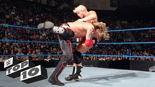 Banned Superstar moves: WWE Top 10
