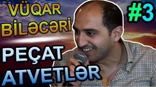 VUQAR BILECERI | PECAT Atvetleri ve Maraqli ANLAR | SECMELER #3