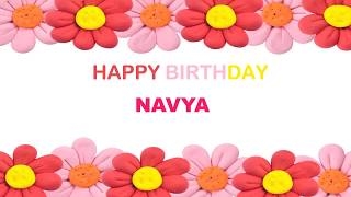 Navya   Birthday Postcards & Postales - Happy Birthday