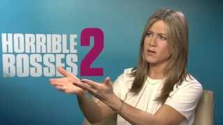 Jennifer Aniston talks cock rings and sexy lines in Horrible Bosses 2 interview