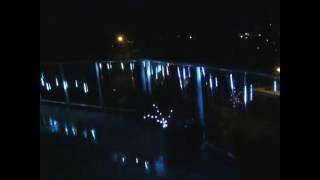 Waterproof Meteor Shower Rain Snowfall LED Light String