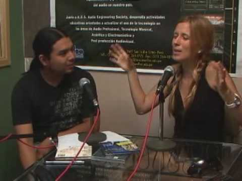 3/4 Pamela Rodriguez en Cuerdas al Aire