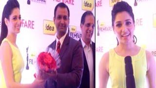 South Sensation Tamannaah Bhatia at 68th Filmfare Awards Press Conference