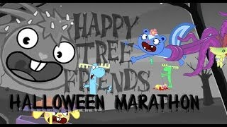 Happy Tree Friends Halloween Marathon