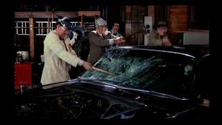 Police Squad! Strip Searches a Lincoln Continental - 1982
