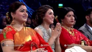 SIIMA 2016 Best Supporting Actor (Female) Tamil | Radhika Sarathkumar - Thangamagan