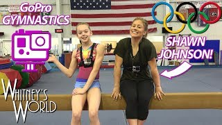 GoPro Gymnastics with Shawn Johnson and Whitney Bjerken