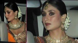 Bollywood Actress Kareena Kapoor's Bridal Makeup | Inspired Makeup Tutorial