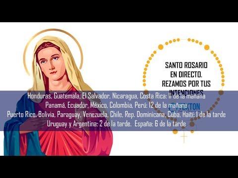 Santo Rosario en directo. 22 de enero de 2019. Por tus intenciones.