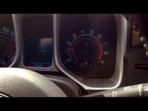 2010 Camaro SS Night Fury Cam Ride Along