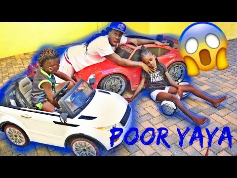 Xxx Mp4 Yaya Fell Off Her HoverBoard And Got Hurt Really Bad Easter Family Vlog 3gp Sex