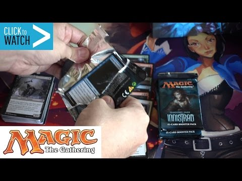 Shadows Over Innistrad Fatpack Opening Patreon Bobby