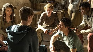 "Maze Runner The Death Cure NEW CLIP ""In The Maze"" + ALL TRAILERS"