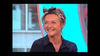 Amanda Burton on The One Show - 2010!