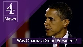 Was Obama a Good President?