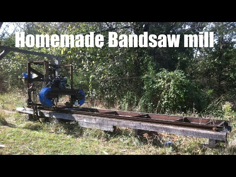 Home made band mill